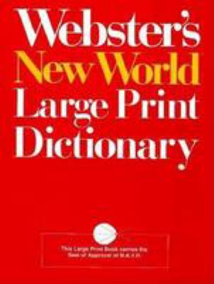 Webster's New World Dictionary 9780783819051