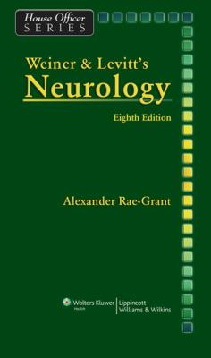 Weiner and Levitt's Neurology 9780781781541