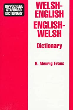 Welsh/English-English/Welsh Dictionary 9780781801362