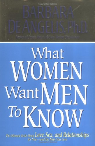 What Women Want Men to Know: The Ultimate Book about Love, Sex, and Relationships for You-Andthe Man You Love 9780786866953