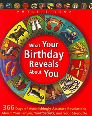 What Your Birthday Reveals about You: 366 Days of Astonishingly Accurate Revelations about Your Future, Your Secrets, and Your Strengths 9780785822387