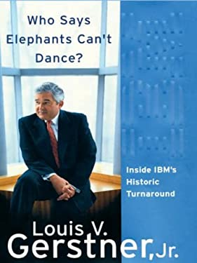 Who Says Elephants Cant Dance?
