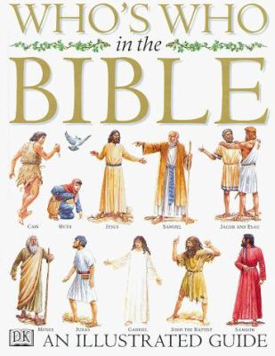 Who's Who in the Bible 9780789428370
