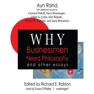 Why Businessmen Need Philosophy 9780786198603