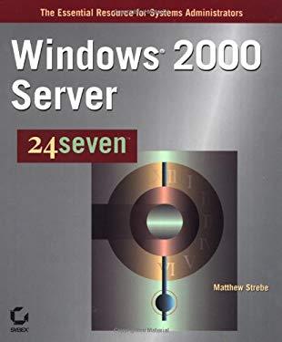 Windows 2000 Server 24seven 9780782126693