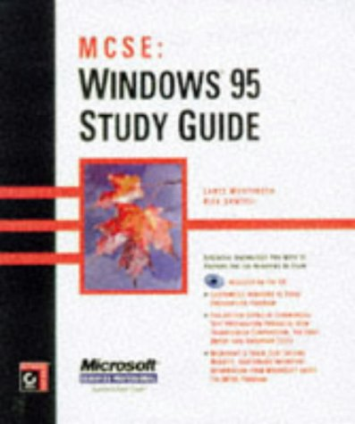 Windows 95 Study Guide: With CDROM 9780782120929