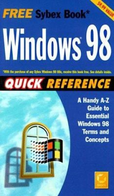 Windows 98 Quick Reference 9780782122862