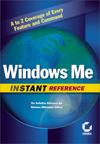 Windows Me Instant Reference 9780782128567