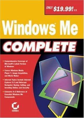 Windows Millennium Edition Complete 9780782129007