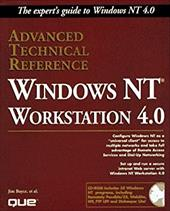 Windows NT 4.0 Workstation Advanced Technical Reference, with CD-ROM 3140411