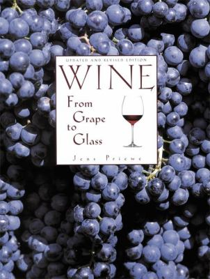 Wine from Grape to Glass 9780789209177