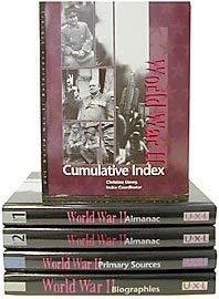 Wld War II Ref Libr 4v & Ind 9780787639013
