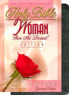Woman Thou Art Loosed Bible 9780785206125