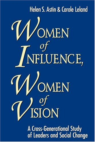 Women of Influence, Women of Vision, 6