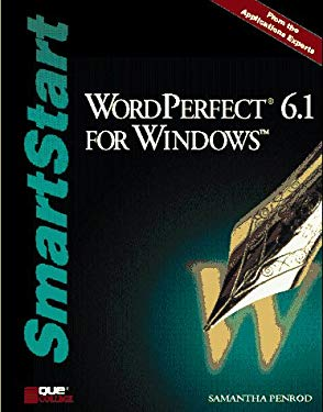 WordPerfect 6.1 for Windows SS 9780789700087