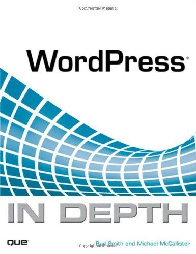WordPress in Depth 9780789742759