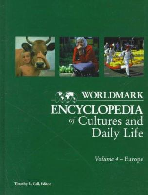 Worldmark Encyclopedia of Cultures & Daily Life 4v 9780787605520