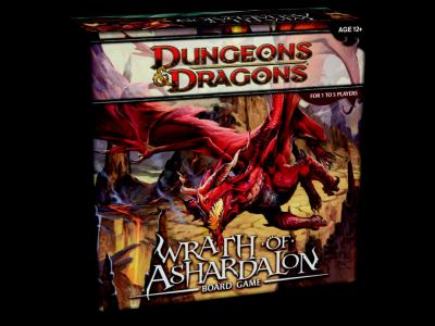 Wrath of Ashardalon: Board Game [With Rulebook & Adventure Book and 20-Sided Die and 200 Encounter, Monster & Treasure Cards and Ma 9780786955701