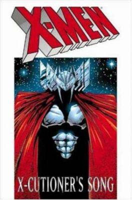 X-Men: X-Cutioner's Song 9780785100256