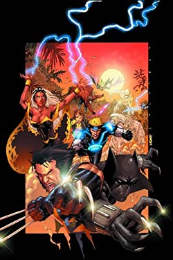 X-Men/Black Panther: Wild Kingdom Tpb 9780785117896