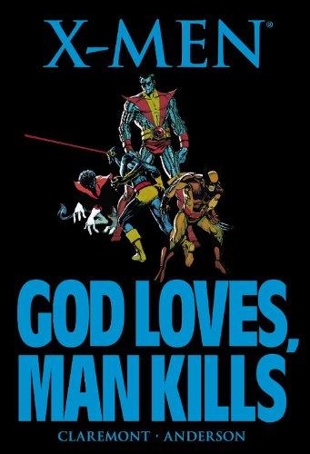 God Loves, Man Kills 9780785157267