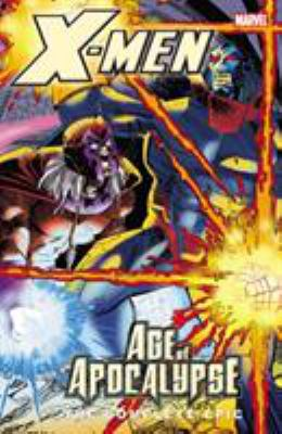 X-Men: The Complete Age of Apocalypse Epic: Book 4