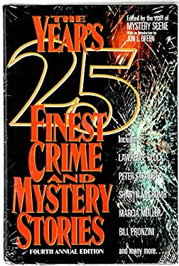 Year's Twenty Five Finest Crime and Mystery Stories 9780786702510