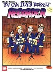 You Can Teach Yourself Recorder [With DVD] 3095842