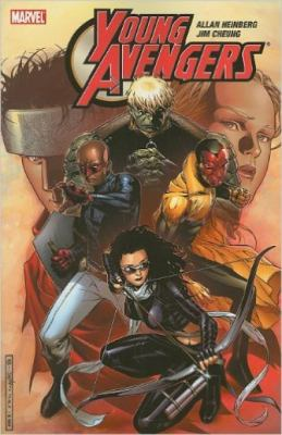 Young Avengers Ultimate Collection 9780785149071