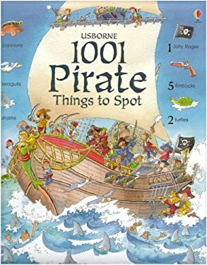 1001 Pirate Things to Spot 9780794515133