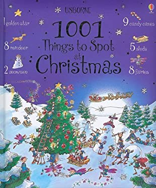 1001 Things to Spot at Christmas 9780794523688