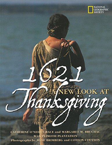 1621: A New Look at Thanksgiving 9780792261391