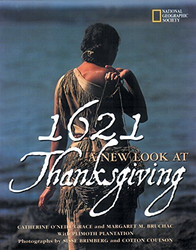 1621: A New Look at Thanksgiving 9780792270270