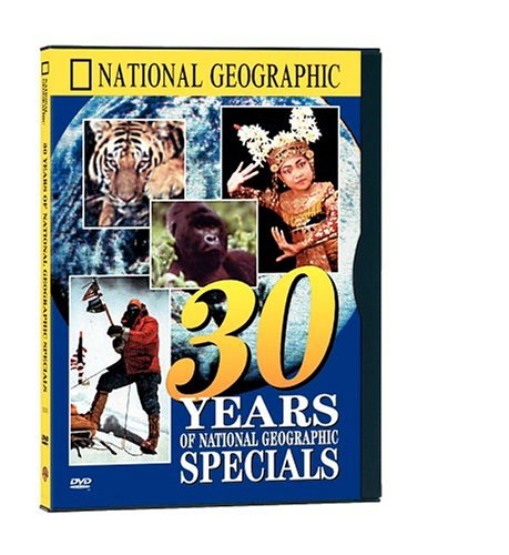 30 Years of National Geographic Specials 9780792299943