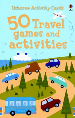 50 Travel Games and Activities 9780794513191