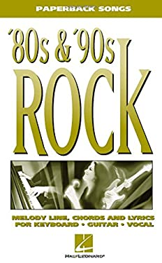 '80s & '90s Rock 9780793598243