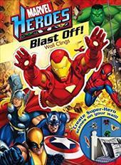 Marvel Heroes Blast Off! Wall Clings 3190960