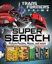 Super Search: Picture Puzzles, Mazes, and More 16458058
