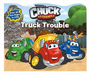 Chuck & Friends Truck Trouble 9780794425777