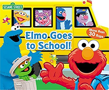 Sesame Street Elmo Goes to School 9780794425852