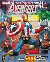 Marvel the Avengers Mix & Match 16160250