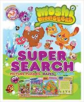 Moshi Monsters Super Search: Picture Puzzles, Mazes, and More 16458071