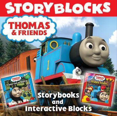 Thomas & Friends Story Blocks 9780794427092