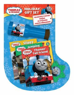 Thomas & Friends Holiday Gift Set 9780794428143