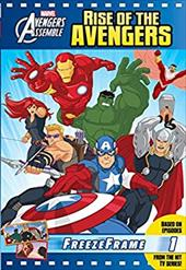 Marvel Avengers Assemble: Rise of the Avengers: Freeze Frame 1 22220710