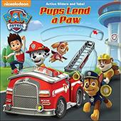 PAW Patrol: Pups Lend a Paw (Paw Patrol - Action Sliders and Tabs!) 23399043