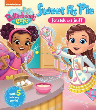 Nickelodeon Butterbean's Caf: Sweet as Pie