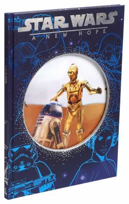 Star Wars: A New Hope (Disney Die-Cut Classics)