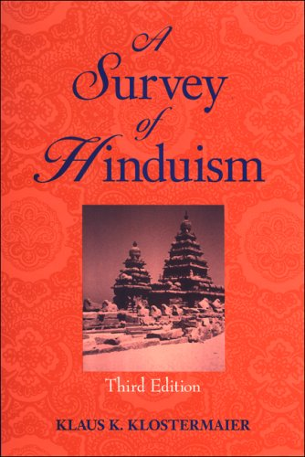 A Survey of Hinduism 9780791470824