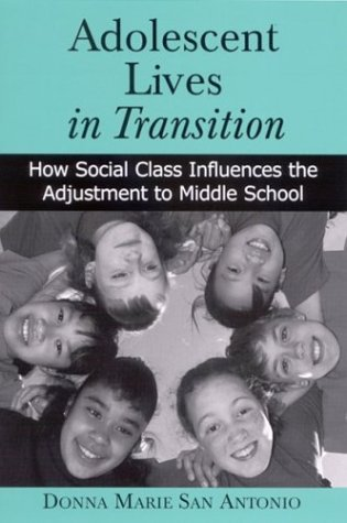 Adolescent Lives in Transition 9780791460351